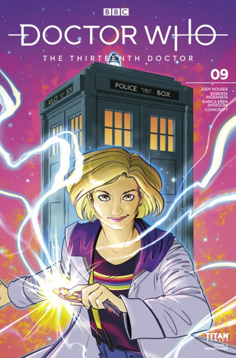 Doctor Who - The Thirteenth Doctor #9