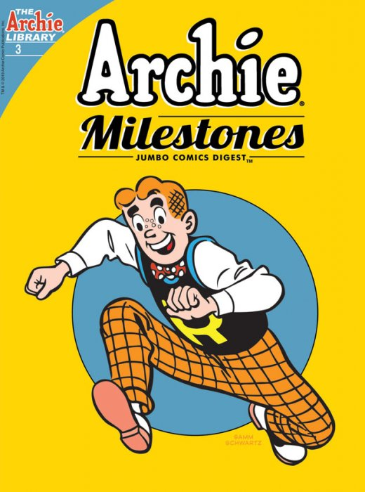 Archie Milestones Comics Digest #3