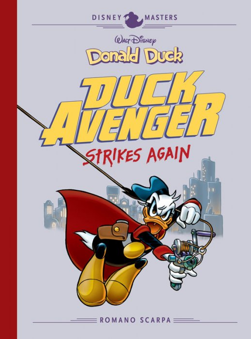 Disney Masters Vol.8 - Donald Duck - Duck Avenger Strikes Again