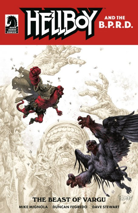 Hellboy and the B.P.R.D. - The Beast of Vargu #1