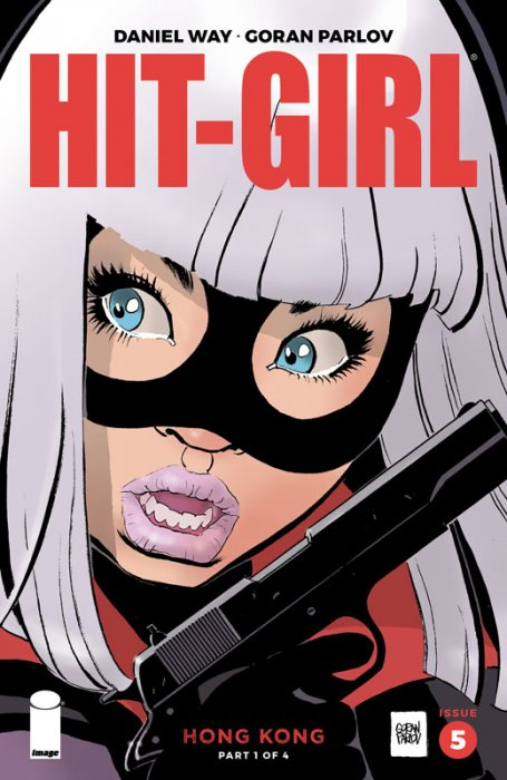 Hit-Girl Season 2 #5