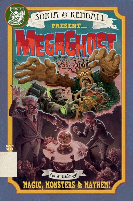Megaghost #5