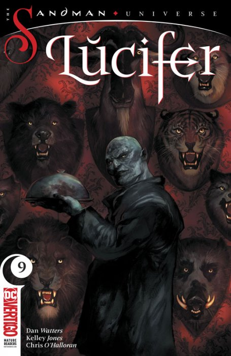 Lucifer Vol.3 #9