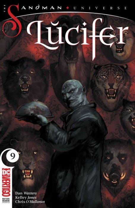 Lucifer Vol.3 #9