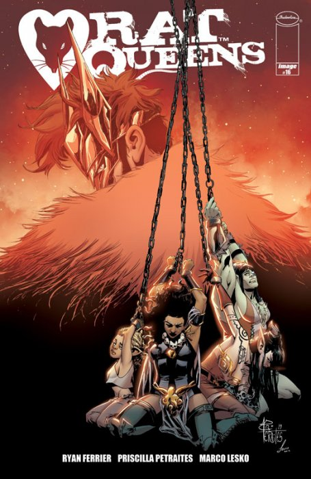 Rat Queens Vol.2 #16