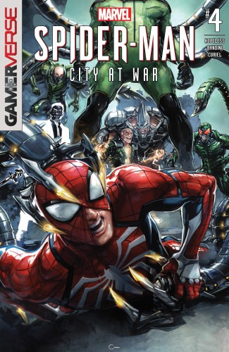 Marvel's Spider-Man - City at War #4