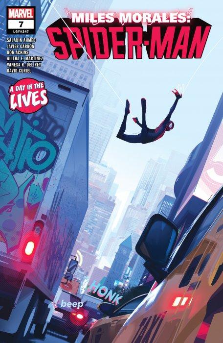 Miles Morales - Spider-Man #7