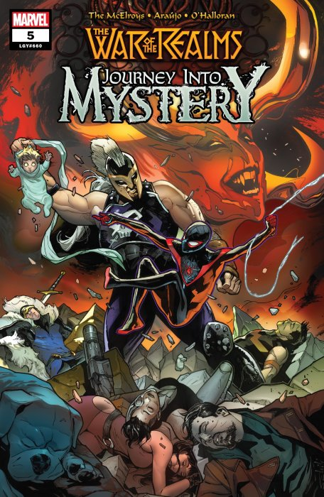 War of the Realms - Journey Into Mystery #5
