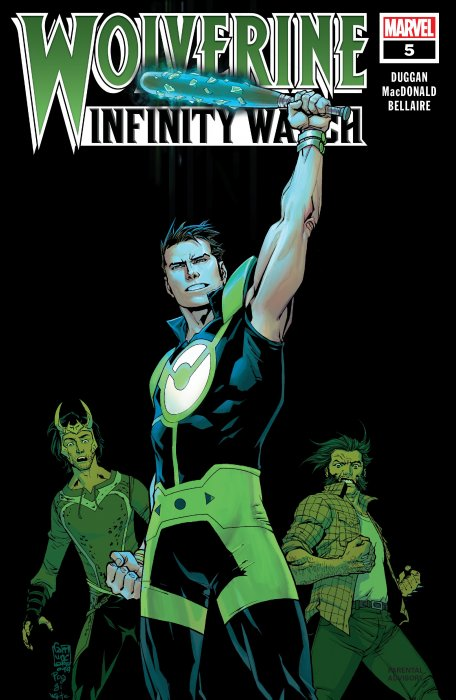 Wolverine - Infinity Watch #5
