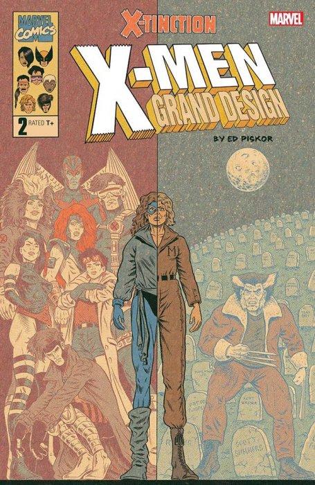 X-Men - Grand Design - X-Tinction #2