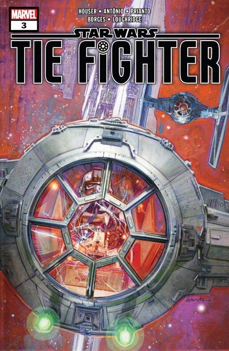 Star Wars - Tie Fighter #3