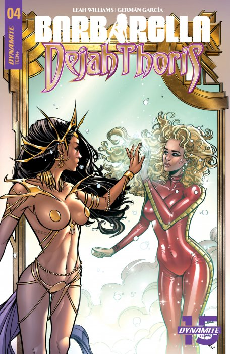 Barbarella - Dejah Thoris #4