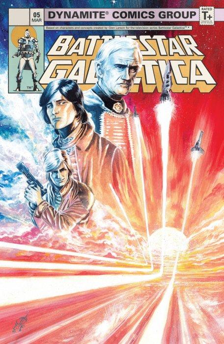 Battlestar Galactica (Classic) #5
