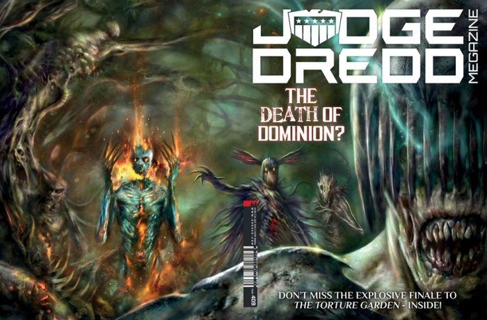 Judge Dredd The Megazine #409