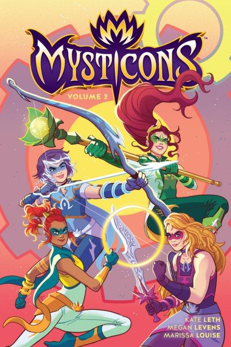 Mysticons Vol.2