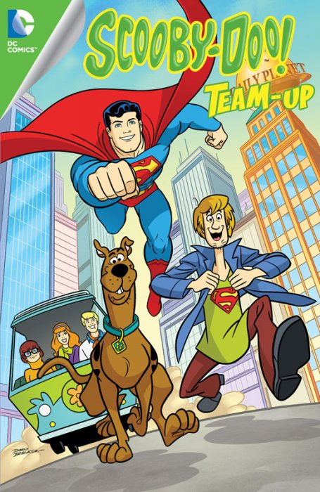 Scooby-Doo Team-Up #97
