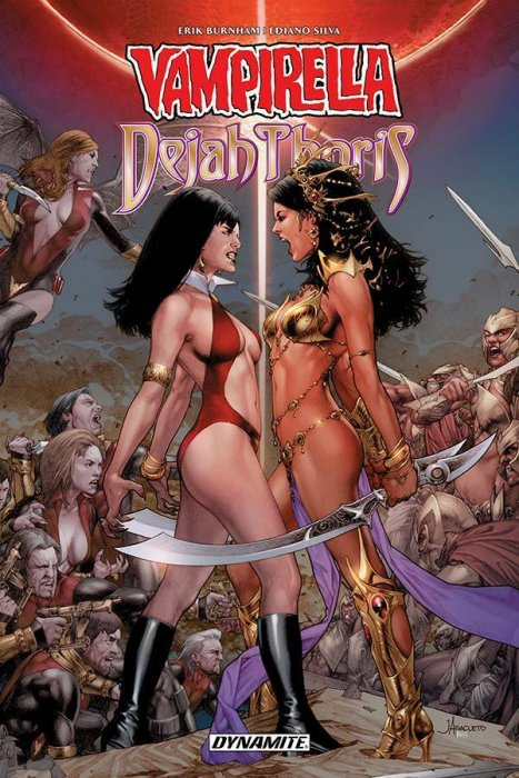 Vampirella - Dejah Thoris Vol.1