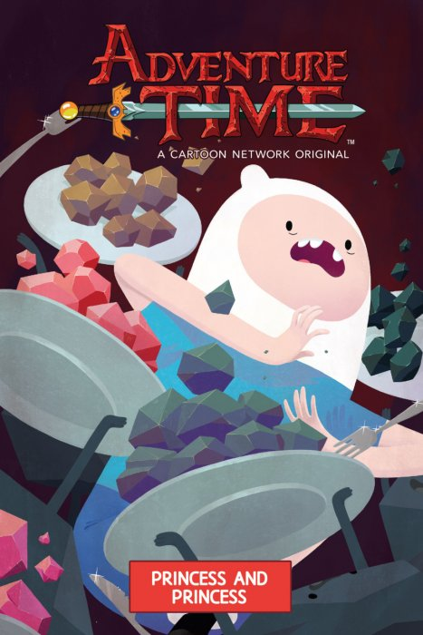 Adventure Time - Princess and Princess #1