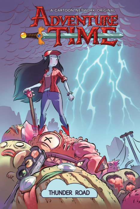 Adventure Time - Thunder Road #1