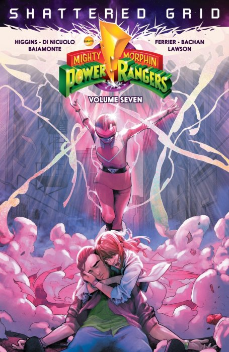 Mighty Morphin Power Rangers Vol.7