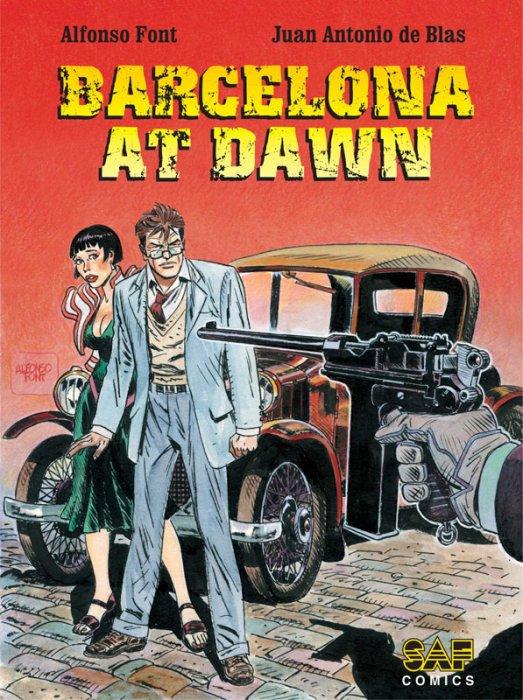 Barcelona at Dawn #1