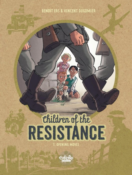 Children of the Resistance #1 - Opening Moves
