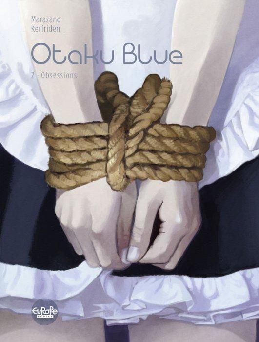 Otaku Blue #2 - Obsessions