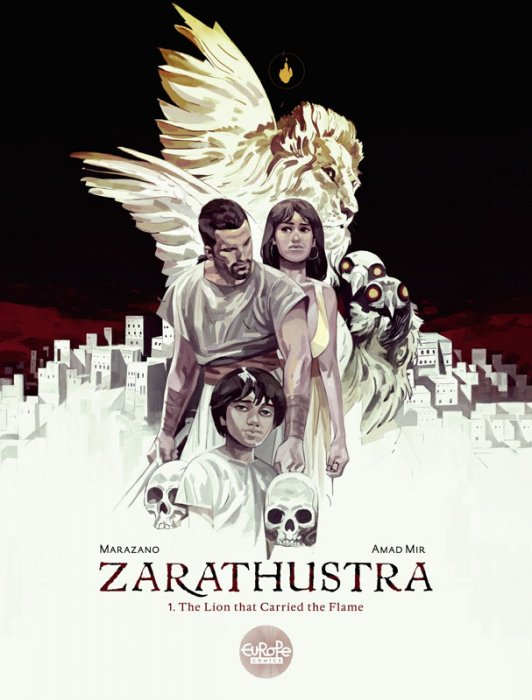 Zarathustra #1 - The Lion that Carried the Flame