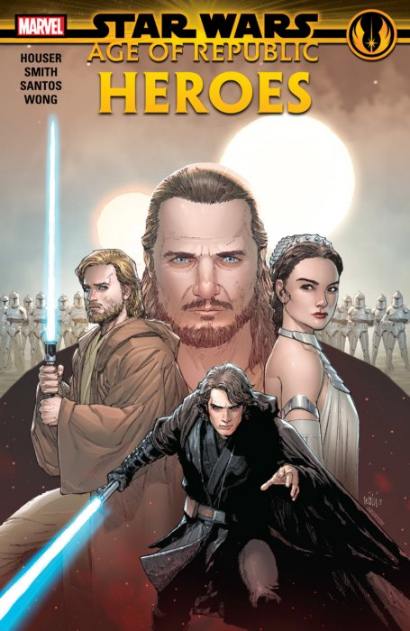 Star Wars - Age Of Republic - Heroes #1 - TPB