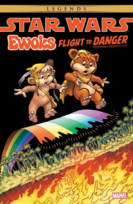 Star Wars - Ewoks - Flight To Danger #1 - TPB