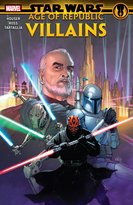 Star Wars - Age Of Republic - Villains #1 - TPB