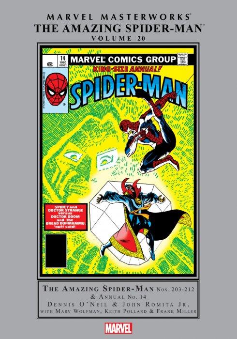 Marvel Masterworks - The Amazing Spider-Man Vol.20