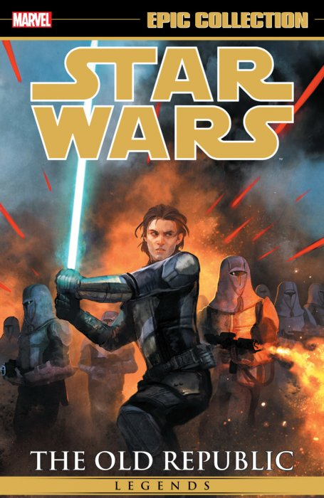 Star Wars Legends Epic Collection - The Old Republic Vol.3