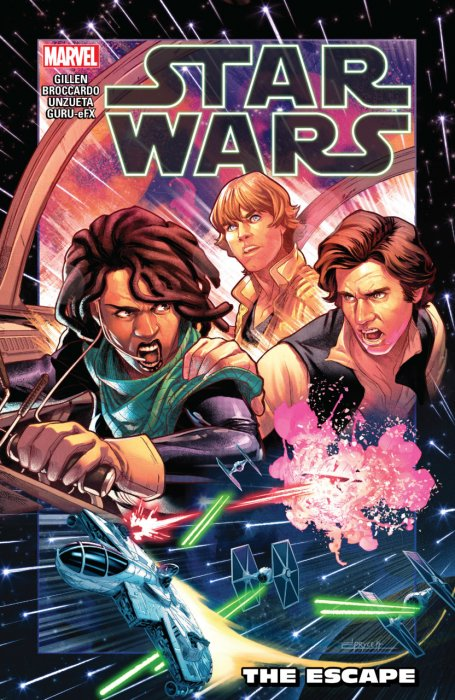 Star Wars Vol.10 - The Escape