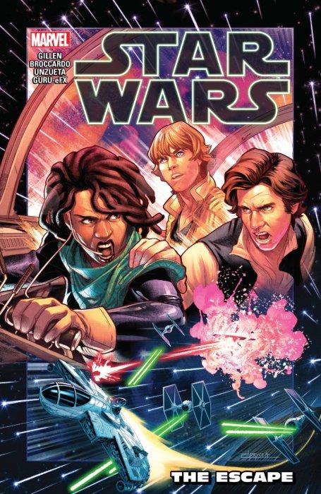 Star Wars Vol.10 - The Escape