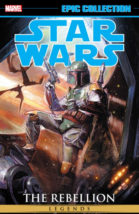 Star Wars Legends Epic Collection - The Rebellion Vol.3