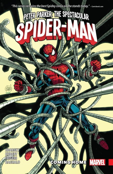 Peter Parker - The Spectacular Spider-Man Vol.4 - Coming Home