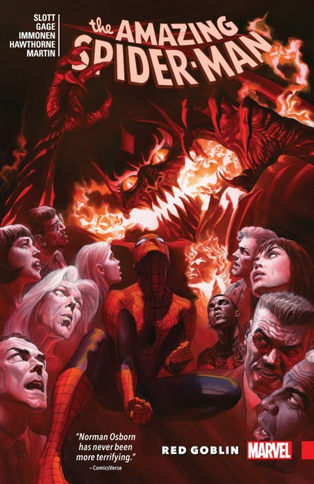 Amazing Spider-Man - Red Goblin #1 - HC