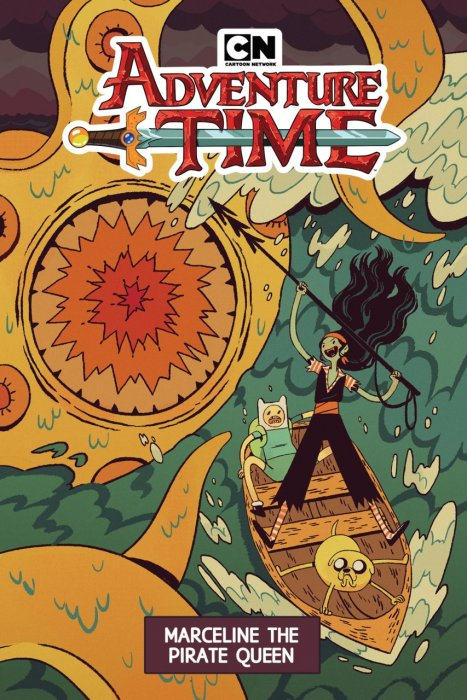 Adventure Time - Marceline the Pirate Queen #1 - OGN