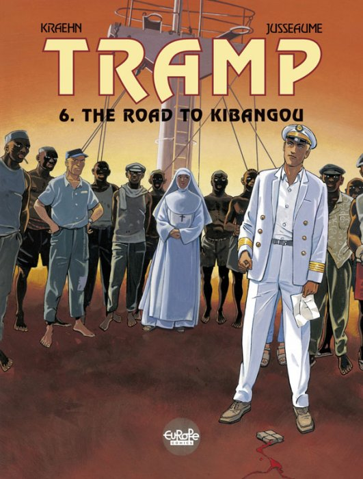 Tramp #6 - The Road to Kibangou