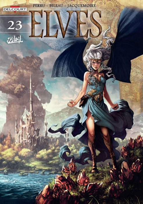 Elves Vol.23 - The Taste of Death
