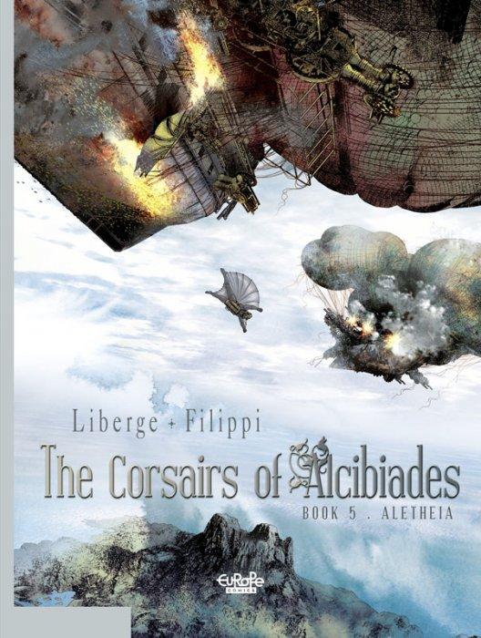 The Corsairs of Alcibiades #5 - Aletheia