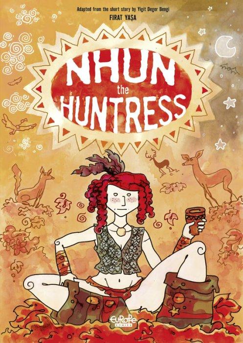 Nhun the Huntress #1