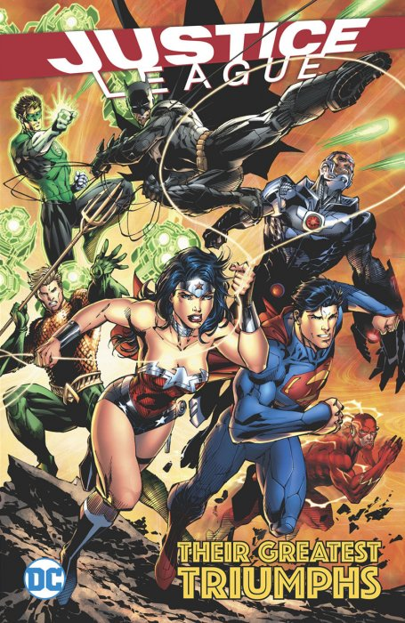 Justice League - Their Greatest Triumphs #1 - TPB