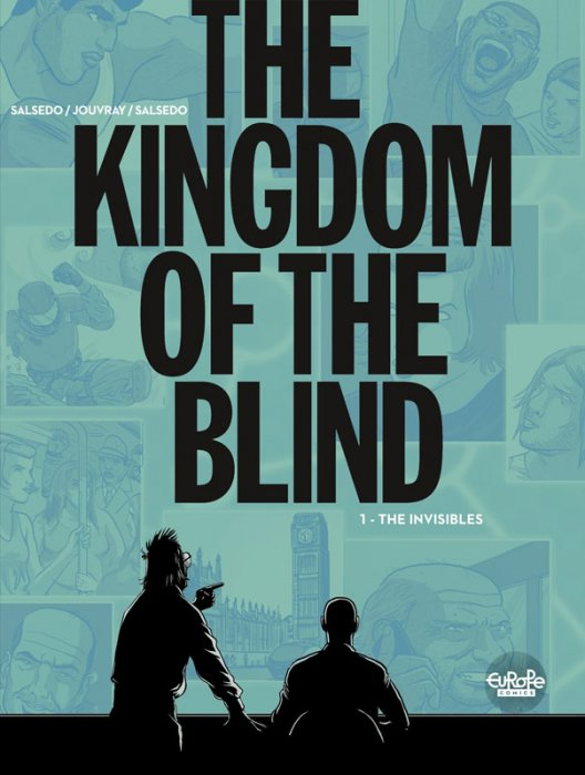 The Kingdom of the Blind #1 - The Invisibles