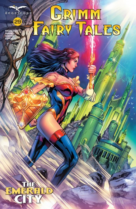 Grimm Fairy Tales Vol.2 #29