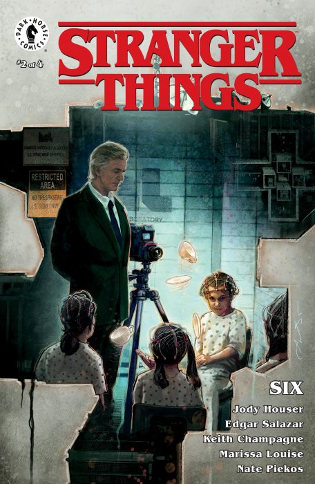 Stranger Things - SIX #2