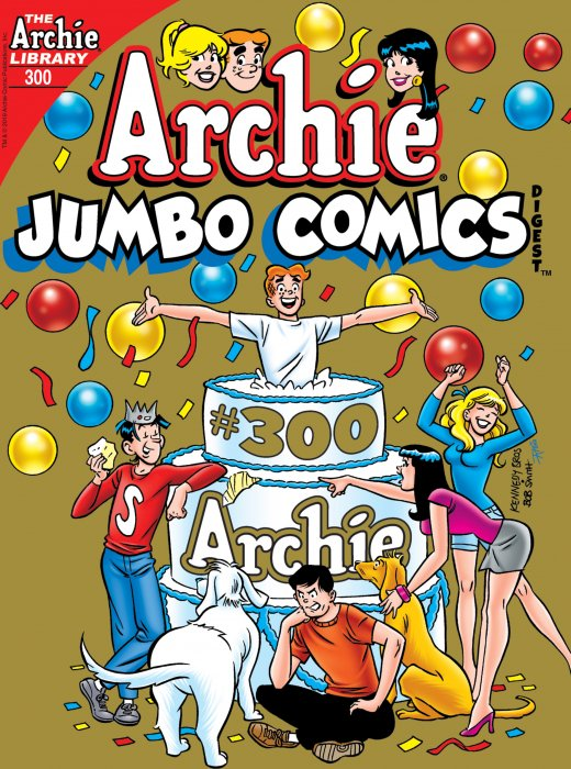 Archie Comics Double Digest #300