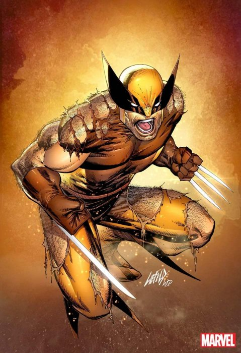 Wolverine Exit Wounds #1