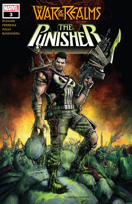 War of the Realms - Punisher #3